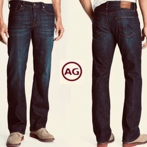 🇺🇸AG The Protege Straight Dark Wash Jeans 34R